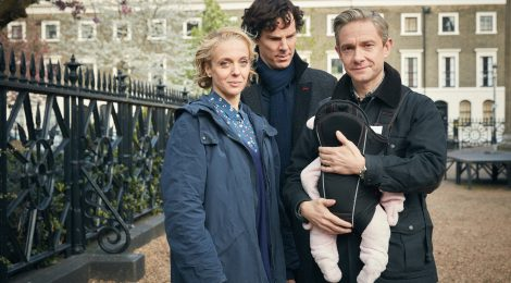 Review Sherlock: The Six Thatchers