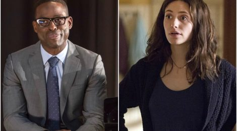 Spammers del Mes (diciembre): Sterling K. Brown y Emmy Rossum