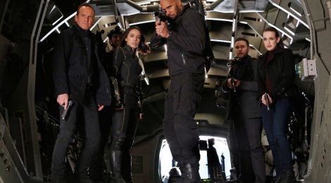 Review Agents of SHIELD: The Man behind the shield.
