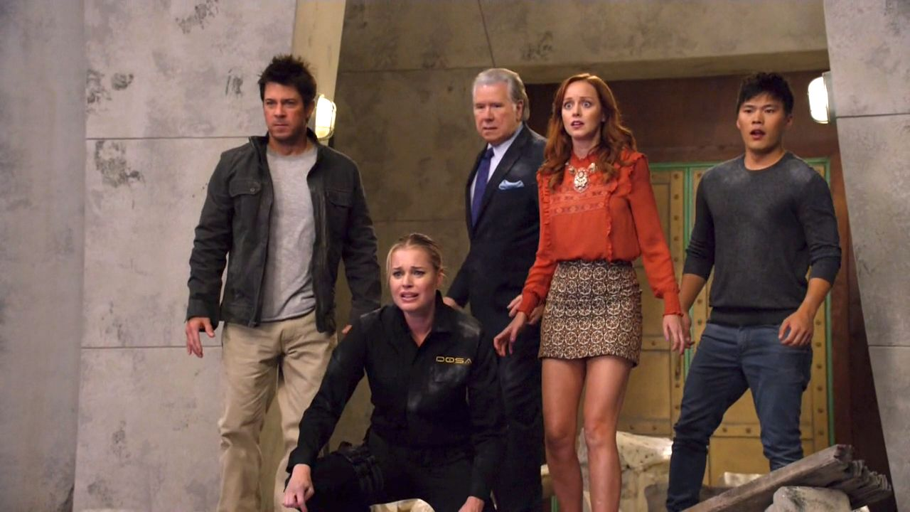 the librarians 3x10
