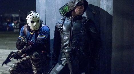 Review Arrow: Second Chances