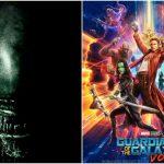 Combo de Vídeos: Guardians of the Galaxy y Alien Covenant