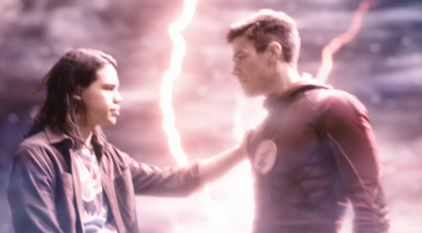 Review The Flash: Into The Speedforce