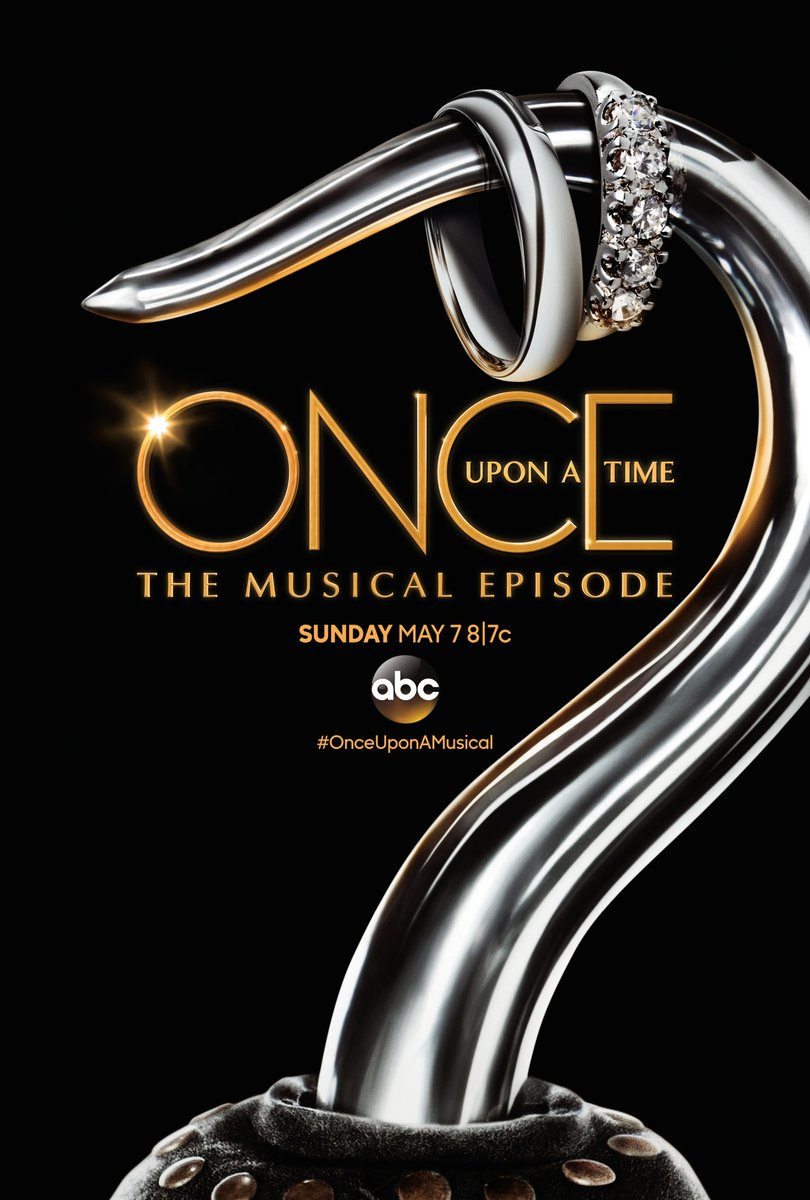 ouat musical poster