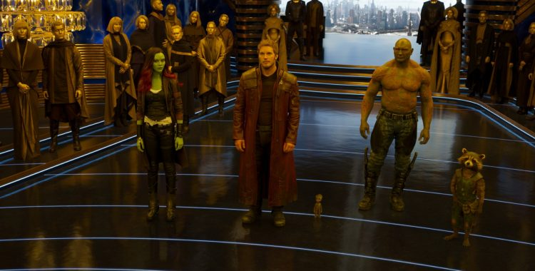 Crítica: Guardians of the Galaxy vol2