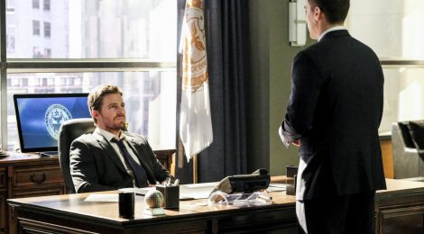Review Arrow: Disbanded