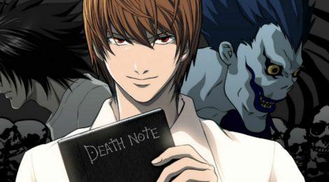 Death Note: una muy buena introducción al anime