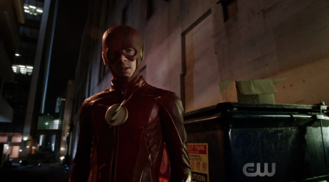 Review The Flash: The Once And Future Flash