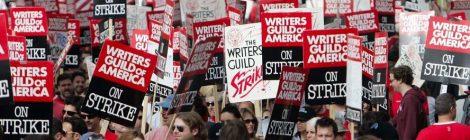 La huelga de guionistas y lo que podría suponer