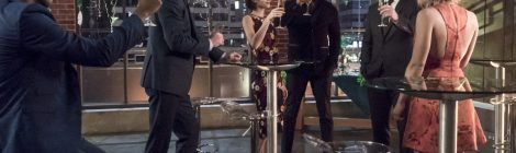 Review Arrow: Missing