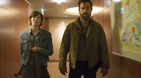 Spammers del Mes (mayo): Justin Theroux y Carrie Coon