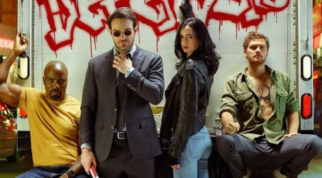 The Defenders: trailer oficial