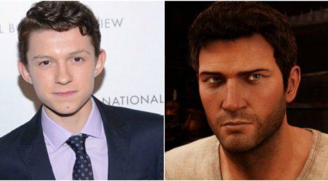 Tom Holland protagonizará la película de Uncharted