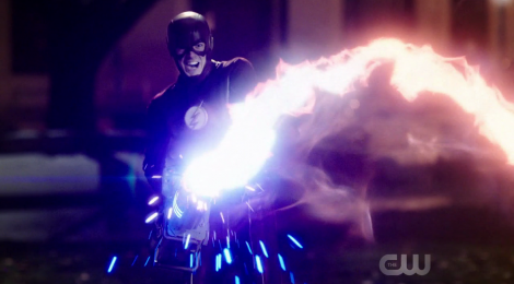 Review The Flash: Infantino Street