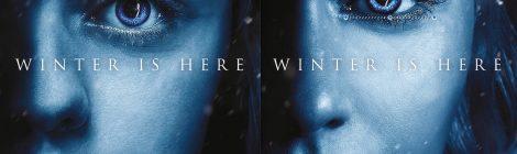 12 nuevos pósters de Game of Thrones