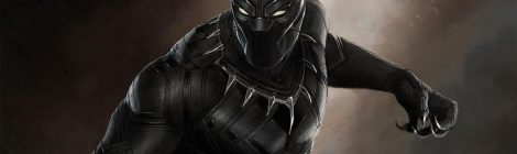 Black Panther: teaser trailer y póster