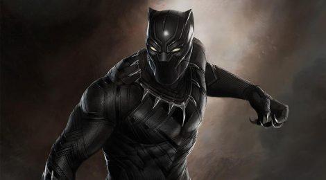 Black Panther: teaser trailer y póster