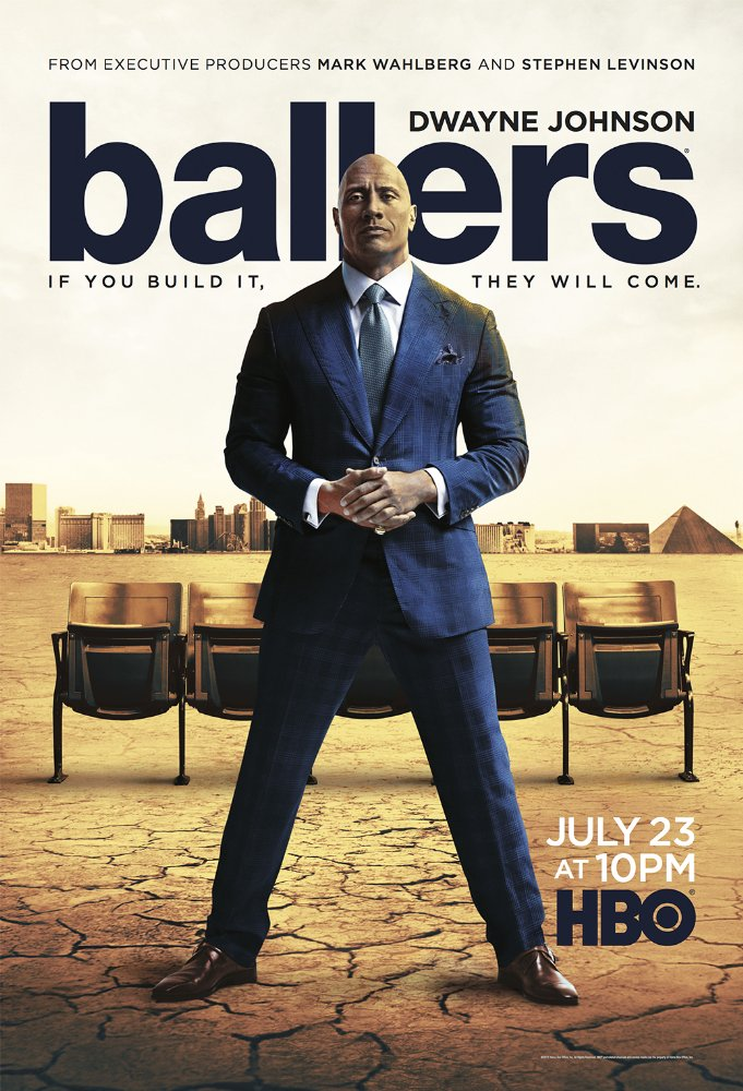póster ballers 3