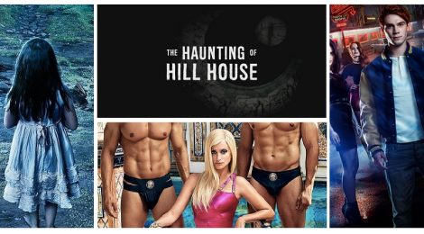Combo de noticias: American Crime Story, The Originals, Riverdale y The Haunting of Hill House