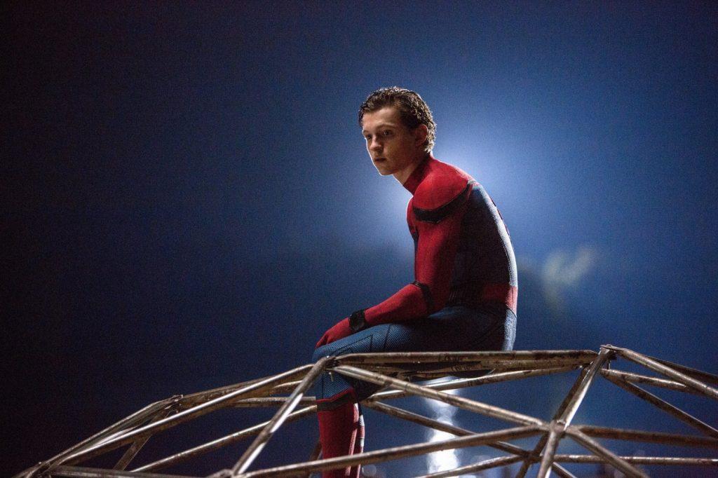 spiderman homecoming 1