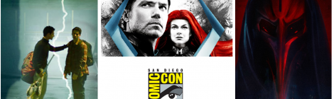 Comic-Con 2017: Tráilers de 12 Monkeys, Inhumans y Teen Wolf