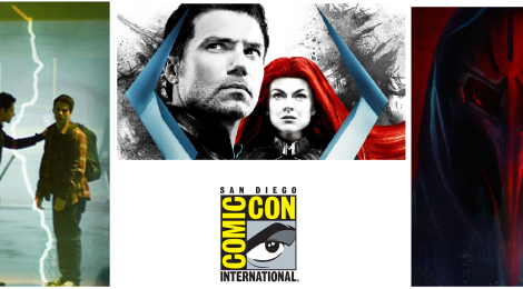 Comic-Con 2017: Tráilers de 12 Monkeys, Inhumans y Teen Wolf