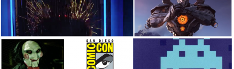 Comic-Con 2017: Tráilers de Ready Player One, Jigsaw, Pacific Rim Uprising y Death Note