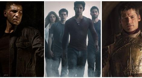 Combo de noticias: The Punisher, Teen Wolf y Nikolaj Coster-Waldau