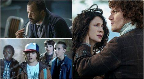 Combo de Noticias: Westworld, Stranger Things y Outlander