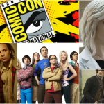 Comic-Con 2017: Paneles de Fear the Walking Dead, TBBT, iZombie y Outlander
