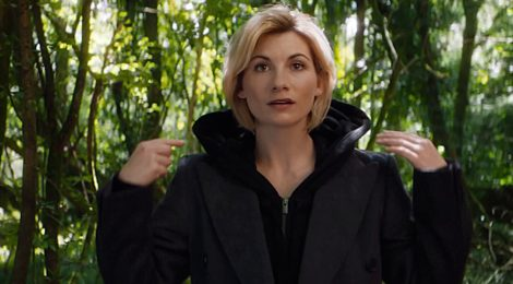 Jodie Whittaker será 13th Doctor.