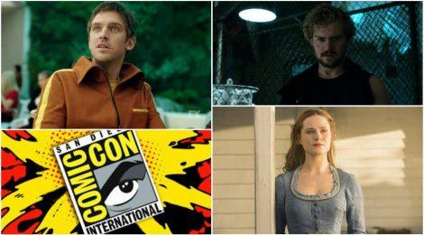 Noticias de la Comic-Con 2017: Legion, Westworld y Iron Fist