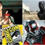 Comic-Con 2017: Novedades de Marvel