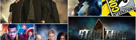 Comic-Con 2017: Paneles de Doctor Who, Supernatural, LoT, Star Trek y Black Lightning