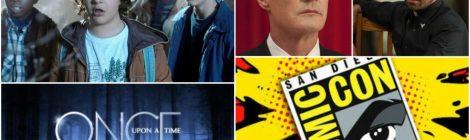 Comic-Con 2017: Paneles de Twin Peaks, OUAT, Stranger Things y Preacher