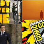 Comic-Con 2017: Paneles de Ready Player One, Blade Runner 2049 y Kingsman