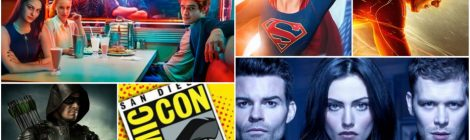 Comic-Con 2017: Paneles de The CW