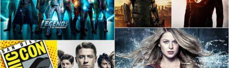 Vídeos de la Comic-Con: Promos de DC