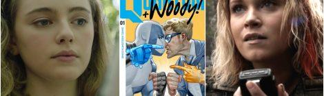 Combo de Noticias: The 100, The Originals y Quantum y Woody