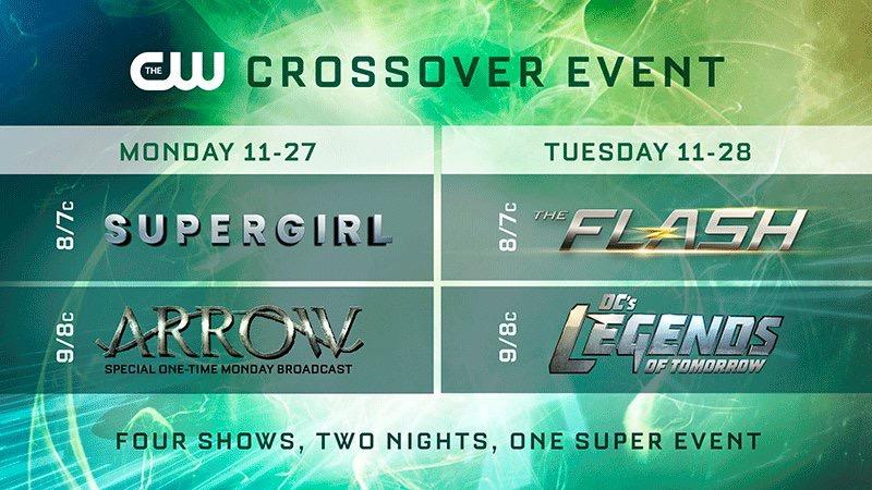 crossover dc 2017
