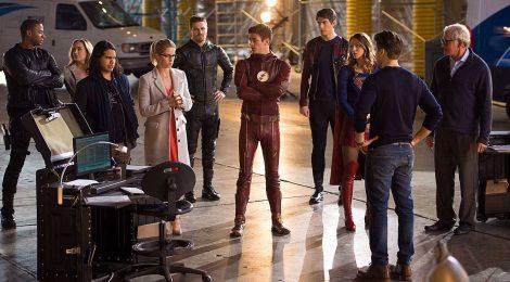 Fechas del próximo crossover de DC en The CW