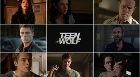 Especial Teen Wolf (100 episodios): Personajes secundarios