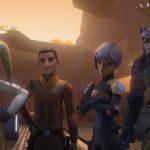 Star Wars Rebels: tráiler y fecha de estreno de la cuarta temporada