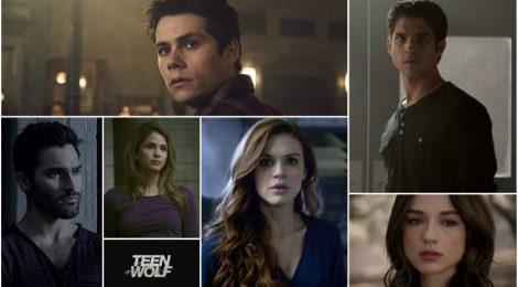 Especial Teen Wolf (100 episodios): Personajes principales