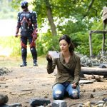 Review Legends of Tomorrow: Zari