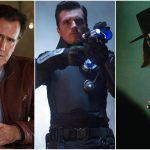 Combo de Noticias: Ash vs Evil Dead, Future Man y V for Vendetta