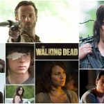 Especial The Walking Dead (100 episodios): Protagonistas