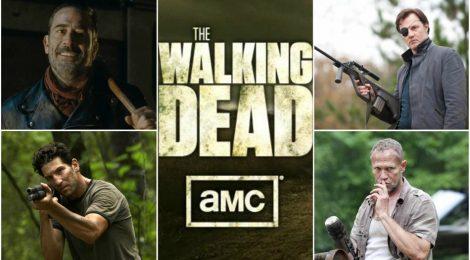 Especial The Walking Dead (100 episodios): Villanos