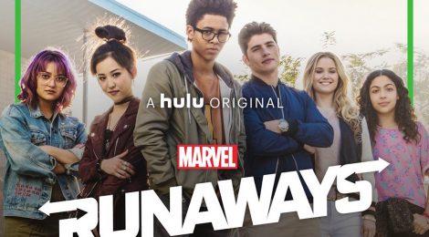 Runaways: sinopsis, trailer y reparto