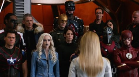 Review Crisis on Earth-X: Legends of Tomorrow (Parte 4)
